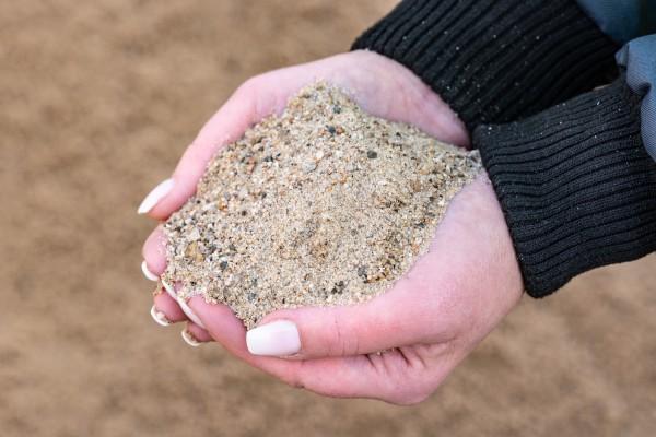 Sand gewaschen 0-2 mm