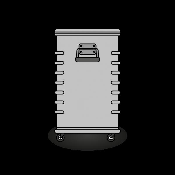 Aktenvernichtung Container 70 Liter